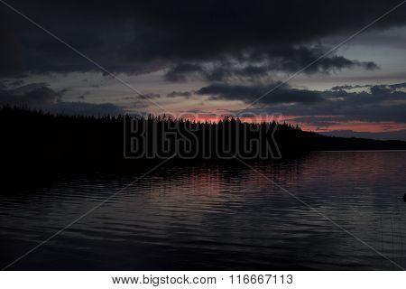 Sweden Sunset III