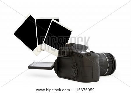 Camera and image