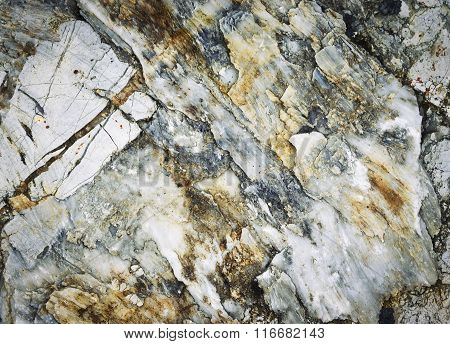 texture or background abstract limestone and silica texture