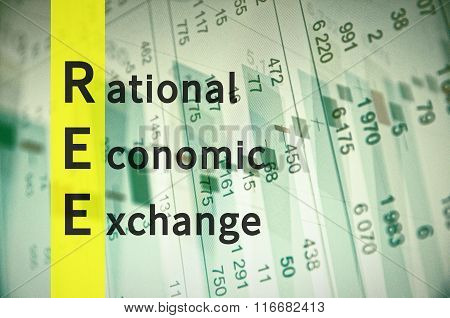 Rational Economic Exchange