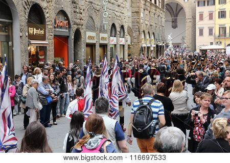 Florence Parade