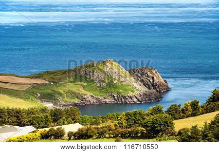 Torr Head In Northern Ireland