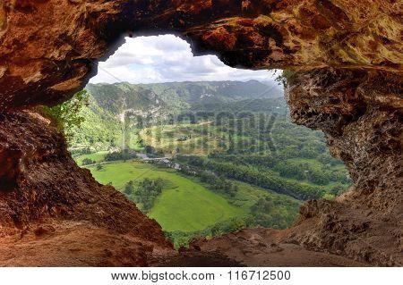Window Cave - Puerto Rico