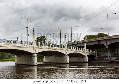 Hoddle Bridge, Melbourne/australia