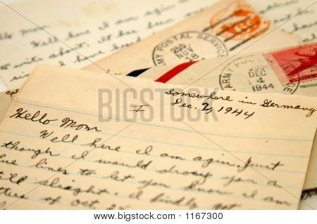 War Letters