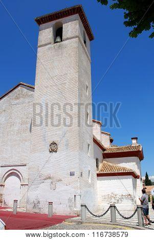 Saint Nicholas Church, Granada.