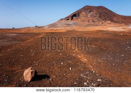 Calhau Volcano