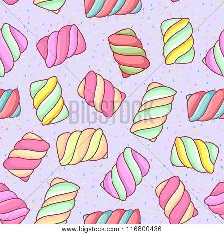 Marshmallow pattern