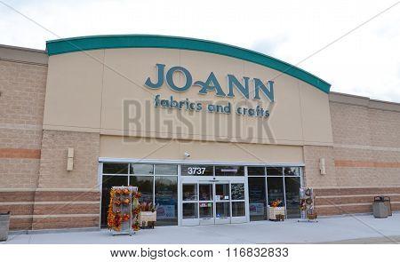 Jo-ann Fabrics Store