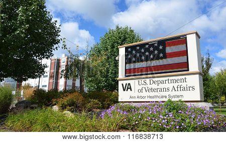 Veteran's Hospital, Ann Arbor, Mi