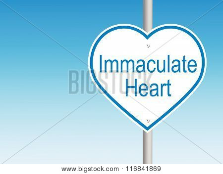 Immaculate Heart (Vector)