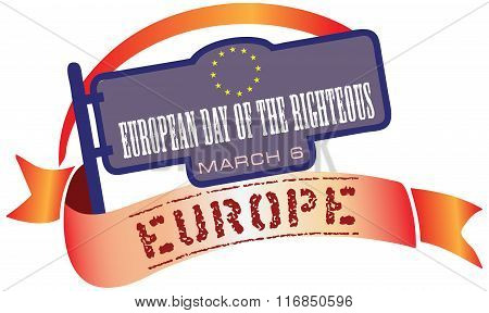 March 6Th European Day Of The Righteous
