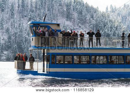 Winter Eagle Watch Tour