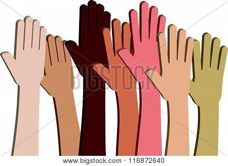 Unity in Diversity (Vector)