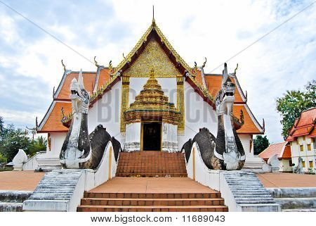 Ancient Buddha Temple