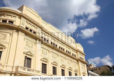 Amadeo Roldan Theatre