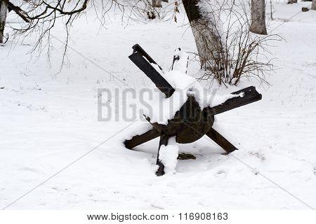 Anti-tank Barrage