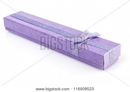 Long Purple Box
