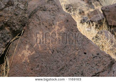 Petroglyph Men
