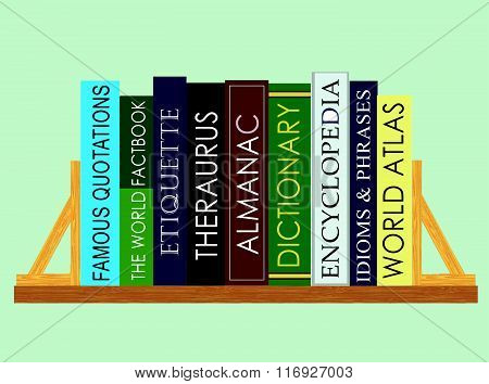 Reference Books (Vector)