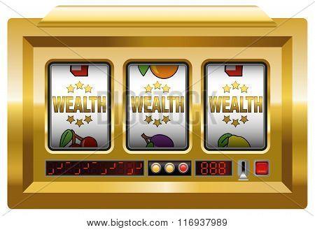 Wealth Slot Machine