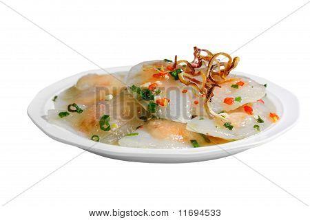 Tapioca Dumpling