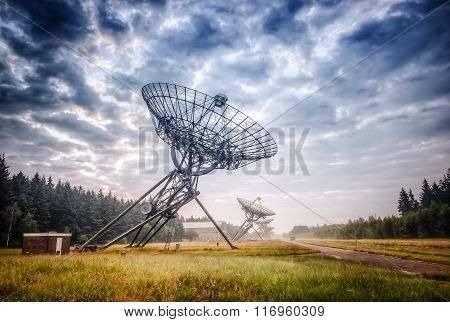 Astron Radio Telescopes