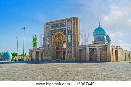 The Medieval Landmark Of Tashkent