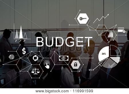 Budget Capital Finance Economy Investment Money Concept