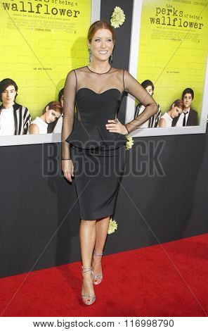 Kate Walsh at the Los Angeles premiere of 'The Perks Of Being A Wallflower' held at the ArcLight Cinemas in Hollywood, USA on September 10, 2012..