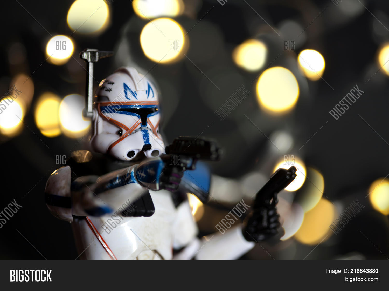 Star Wars Clone Image Photo Free Trial Bigstock
