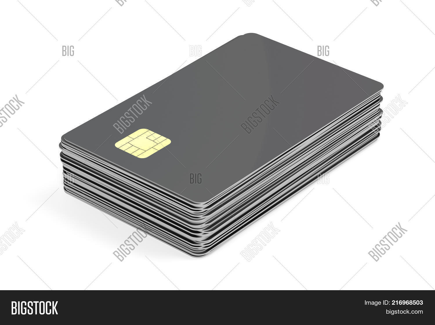 Stack Blank Cards Can Image & Photo (Free Trial)   Bigstock