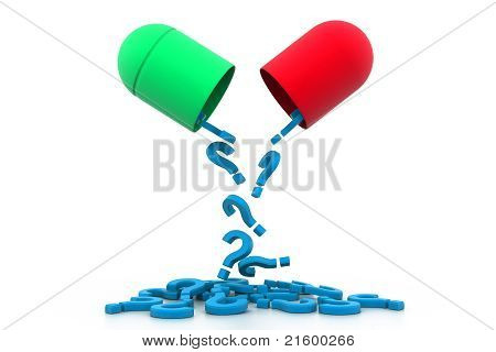 Fear pill