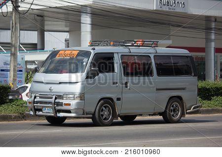 Private School Van