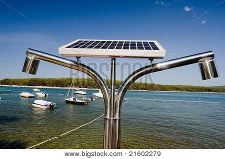Solar, Hot Water Shower On The Seaside 4