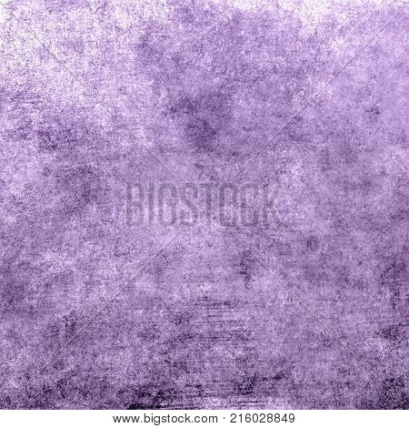 Vintage paper texture. Purple grunge abstract background