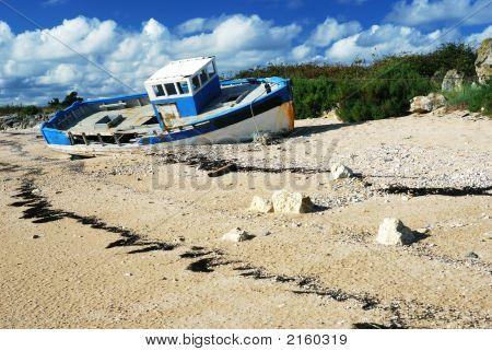 Boat Wreck #2