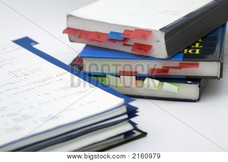 Books And Notes Distance
