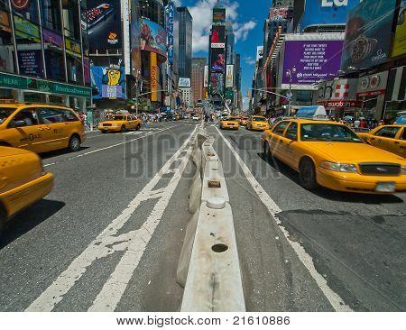 NY taxis