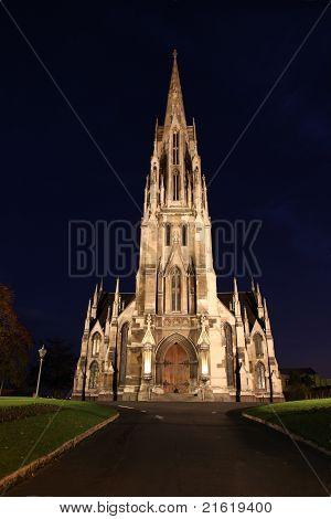 Church Dunedin New Zealand