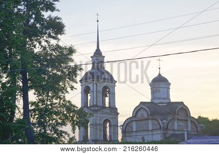 Rostov The Great, Church Of The Ascension
