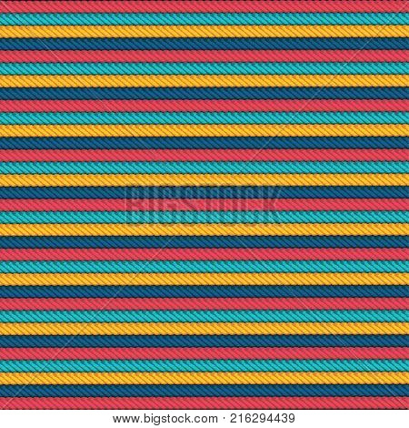 Lasso Rope Vector Pattern Background Wallpaper