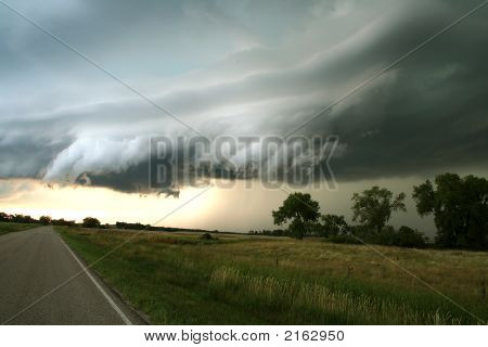 Great Plains Supercell