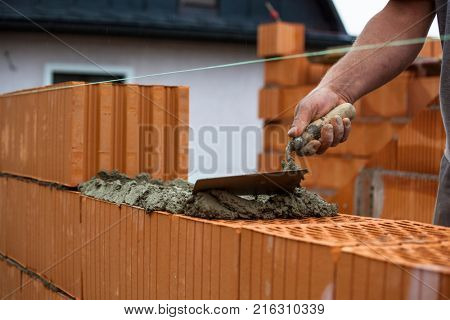 construction worker on a construction site
