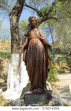 Temple Of Artemis - Selcuk, Turkey