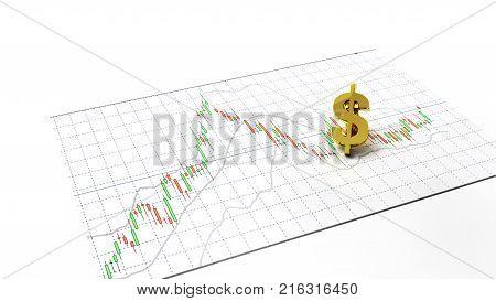 Money Symbol Gold Image Photo Free Trial Bigstock