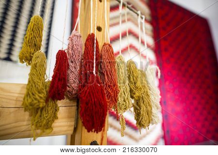 Weaving Equipment For Chiprovtsi Carpets (rugs)