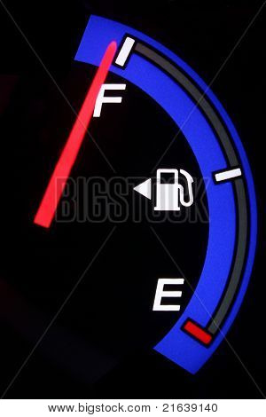 Full Fuel Gauge