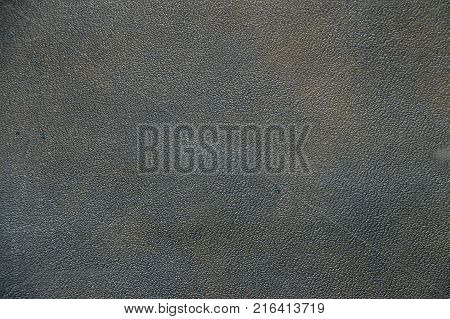Texture of gray artificial leather. Imitation leather, Leatherette
