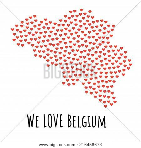 South Africa Map Red Vector Photo Free Trial Bigstock